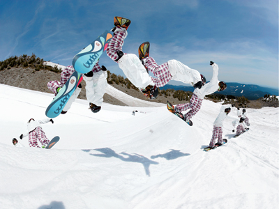 Ellery Hollingsworth Snowboarding The gallery for -->...